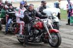 AGENCJA SITEPROMOTION - 14.04.2012 ZUZEL GORZOW STADION IM. EDWARDA JANCARZA SPEEDWAY  ENEA POLSKA - RESZTA SWIATA  FOT. MARCIN KARCZEWSKI / SUPERSTAR  NZ: PREZENTACJA TOMASZ GOLLOB