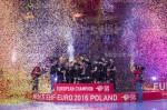 AGENCJA SITEPROMOTION - 31.01.2016 MENS EHF EURO 2016 POLAND MISTRZOSTWA POLSKI W PILCE RECZNEJ POLSKA TAURON ARENA KRAKOW CEREMONIA ZAMKNIECIA  FOT. WOJCIECH TARCHALSKI / WWW.SUPERSTAR.COM.PL