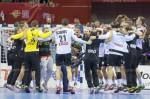 AGENCJA SITEPROMOTION - 31.01.2016 MENS EHF EURO 2016 POLAND MISTRZOSTWA POLSKI W PILCE RECZNEJ POLSKA TAURON ARENA KRAKOW MECZ FINALOWY NIEMCY - HISZPANIA  FOT. WOJCIECH TARCHALSKI / WWW.SUPERSTAR.COM.PL