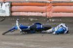 AGENCJA SITEPROMOTION - 31.07.2016 PGE EKSTRALIGA STADION MIEJSKI W GRUDZIADZU MRGARDEN GKM GRUDZIADZ - ROW RYBNIK FOT. MARCIN KARCZEWSKI / WWW.SUPERSTAR.COM.PL  NZ: TOMASZ GOLLOB (MRGARDEN GKM GRUDZIADZ) UPADEK