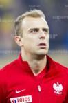 AGENCJA SITEPROMOTION - 11.11.2016 EL. MS2018 RUMUNIA - POLSKA ROAD TO WORLD CUP 2016 NATIONAL ARENA BUKARESZT FOT. MARCIN KARCZEWSKI / WWW.SUPERSTAR.COM.PL  NZ: Kamil Grosicki (11, POLSKA)