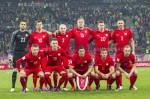 AGENCJA SITEPROMOTION - 11.11.2016 EL. MS2018 RUMUNIA - POLSKA ROAD TO WORLD CUP 2016 NATIONAL ARENA BUKARESZT FOT. MARCIN KARCZEWSKI / WWW.SUPERSTAR.COM.PL  NZ: REPREZENTACJA POLSKI LUKASZ FABIANSKI (22), GRZEGORZ KRYCHOWIAK (10), MICHAL PAZDAN (2), KAMIL GLIK (15), LUKASZ PISZCZEK (20), ARTUR JEDRZEJCZYK (3),  JAKUB BLASZCZYKOWSKI (16), PIOTR ZIELINSKI (19), ROBERT LEWANDOWSKI (9), KAROL LINETTY (8), KAMIL GROSICKI (11)