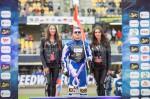 AGENCJA SITEPROMOTION - 30.06.2017 SEC Speedway Euro Championship Indywiduealne Mistrzostwa Europy, Motoarena Torun Fot. Marcin Karczewski / www.superstar.com.pl  NZ: Leon Madsen, SEC Girls, Podprowadzajace