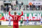 AGENCJA SITEPROMOTION - 18.03.2018 Pilka nozna Lotto Ekstraklasa sezon 2017/2018 Slask Wroclaw - Wisla Plock Fot. Marcin Karczewski / www.superstar.com.pl  NZ: Jakub Slowik (SLASK)