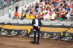 AGENCJA SITEPROMOTION - 07.04.2018 Wroclaw STADION OLIMPIJSKI Zuzel PGE Ekstraliga 2018 Betard Sparta Wroclaw - Fogo Unia Leszno FOT. MARCIN KARCZEWSKI / WWW.SUPERSTAR.COM.PL  NZ: KOMISARZ TORU JACEK KRZYZANIAK